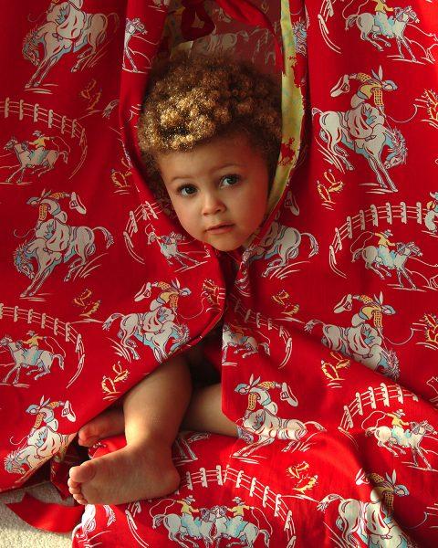 Photo Portrait of Baby Boy