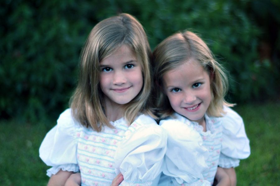 Outdoor Photo Portrait of Young Girls